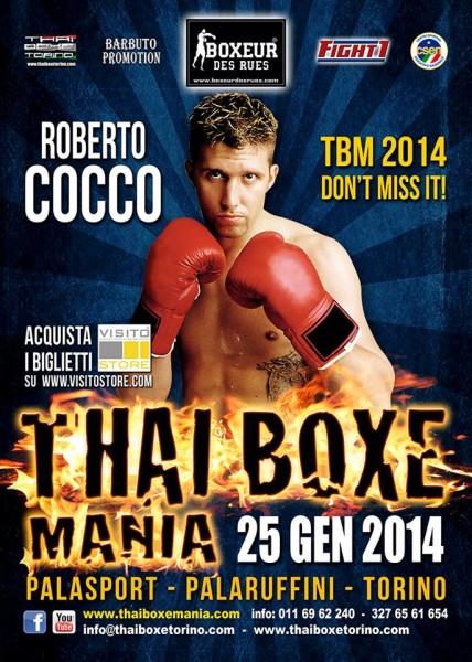 Cocco a TBM2014