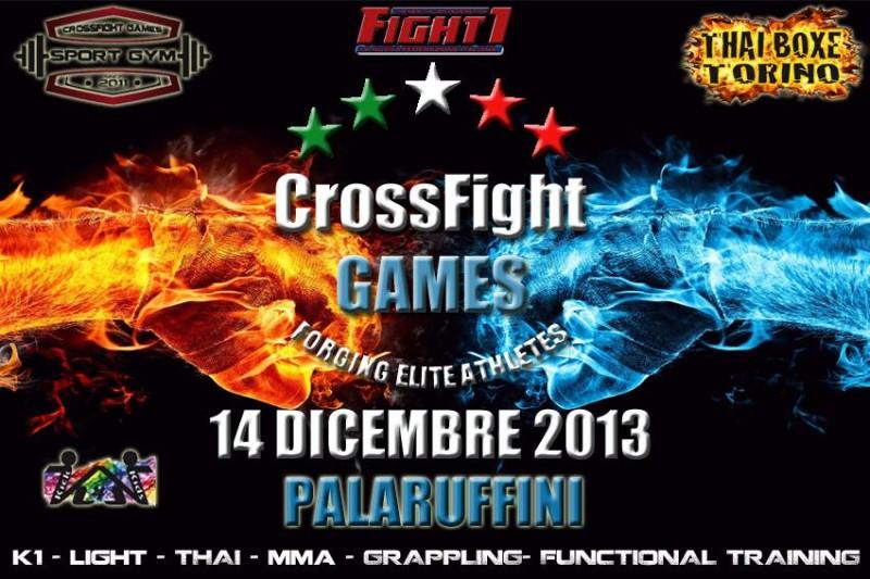 Cross Fight Games