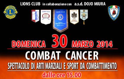 Combat cancer
