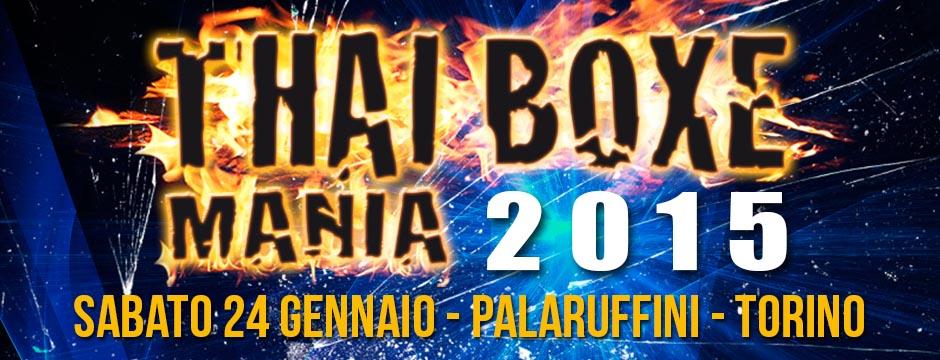 Thai boxe mania 2015